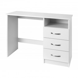 Marina White Gloss Two Tone Dressing Table