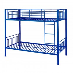 Montreal Blue Single Bunk Bed