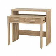 Nexus Oak Effect Console Table