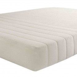 "3ft EuroMEM 5"" Reflex Foam + 1"" Memory Foam Roll Up 6"" Mattress"