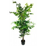 Artificial Ficus Tree With Pot 200cm