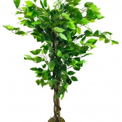 Artificial Ficus Tree 127cm