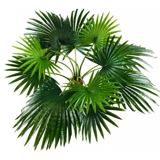Artificial Fan Palm Tree 150cm