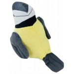 Yellow Bird Doorstop 22cm