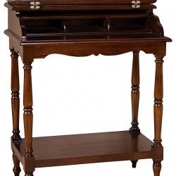 Mahogany Ladies Writing Desk 74x78x43