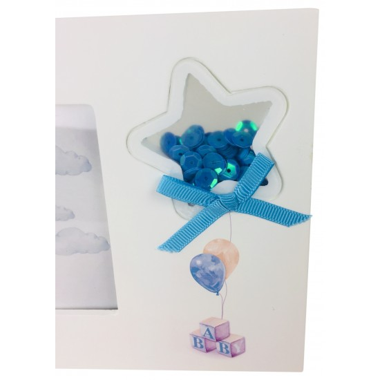 Boy Printed Picture Frames