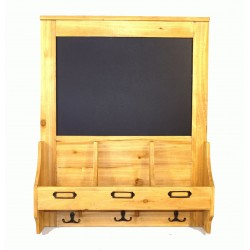 Blackboard with Hooks