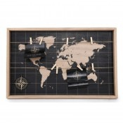 Aluminium Stag Head & Map Peg Boards  (2)