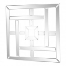 Mirrored Wall Decoration 40cm