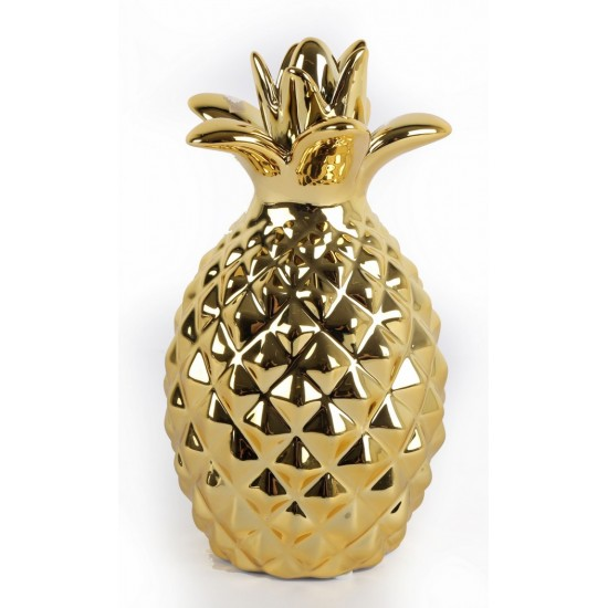 Gold Pineapple 24cm