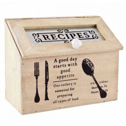 Recipes Boxes & Vintage Classic Minis