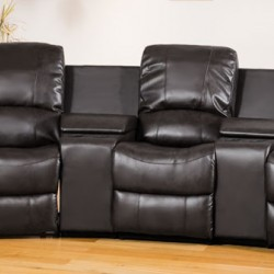 Recliner Sofas with Storage