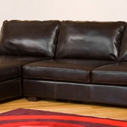 Corner Sofa Wide Arms
