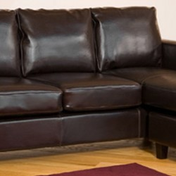 Leather Suite Corner Sofa