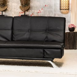 Bonded Leather Sofa Beds