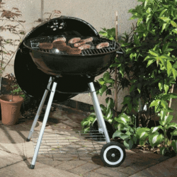 22″ Kettle Charcoal BBQ