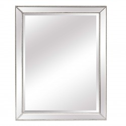 Chanpagne Silver Cushioned Venetian Mirror