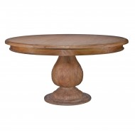 Rustic Acorn Table 150cm Dining Table