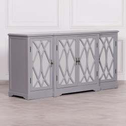 Breakfont Grey Mirror Front Sideboard