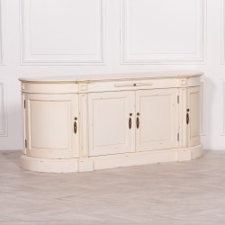Distressed Large Buffet Sideboard