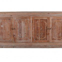 Wooden Rustic Large Buffet Sideboard
