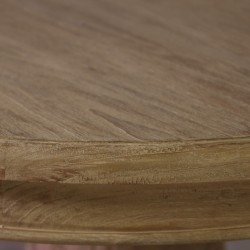 Rustic Acorn Table 120cm Dining Table